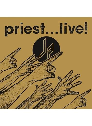 Sony Music Judas Priest-Priest... Live! Renkli